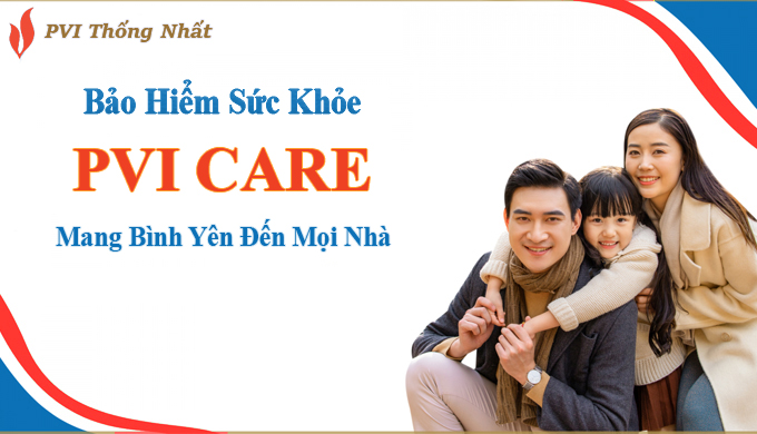 Bảo hiểm PVI Care