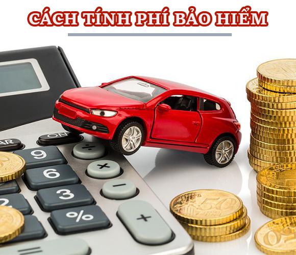 cách tính phí bảo hiểm ô tô