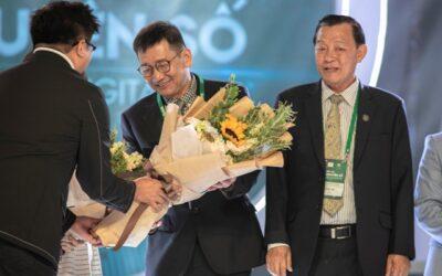 Công ty cổ phần PVI nhận danh hiệu của Forbes