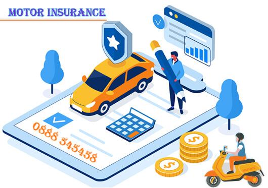 bảo hiểm xe máy online
